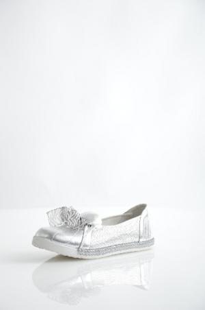 Туфли Dummi. Цвет: серый