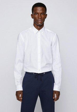 Рубашка Boss Rod_53E. Цвет: белый