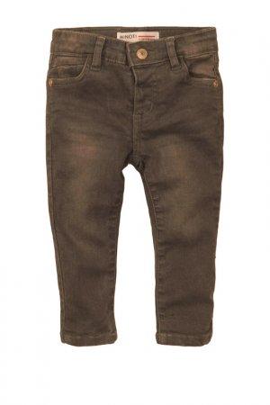 Брюки джинсовые Minoti. Цвет: светло-серый