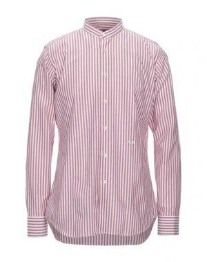Pубашка ALVIERO MARTINI 1a CLASSE. Цвет: кирпично-красный
