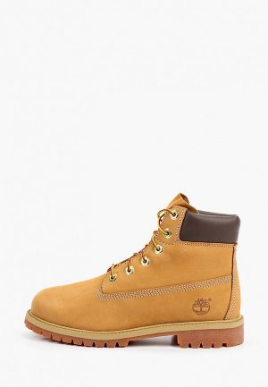 Ботинки Timberland 6 Inch Premium WP Boot. Цвет: коричневый