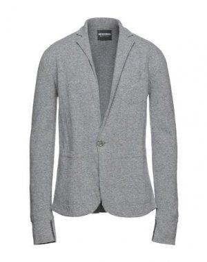 Пиджак DIRK BIKKEMBERGS. Цвет: серый