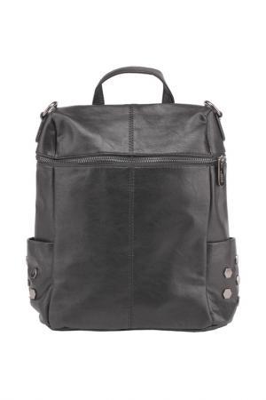 Рюкзак Barcelo Biagi. Цвет: черный