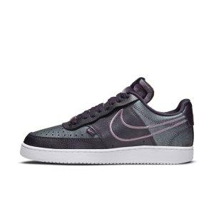 Женские кроссовки Court Vision Low Premium - Пурпурный Nike