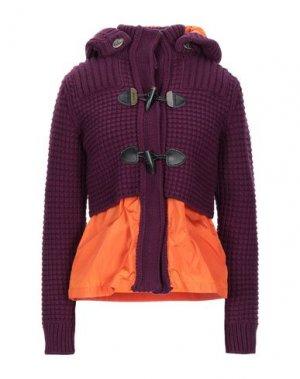 Куртка BARK. Цвет: фиолетовый
