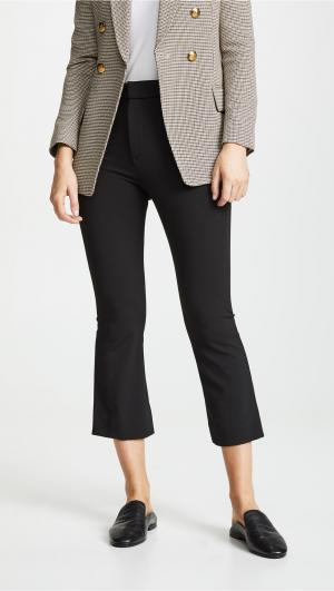 Lou Cropped Gainsbourg Trousers McGuire Denim