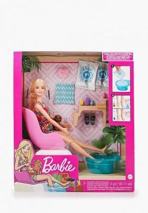 Кукла Barbie Barbie® для маникюра/педикюра. Цвет: разноцветный