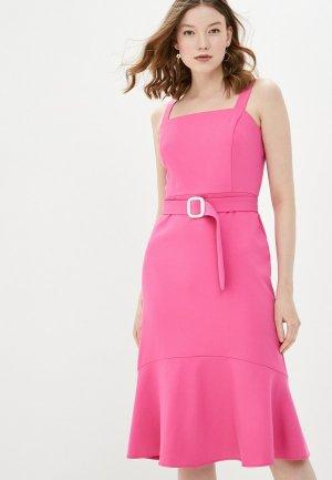 Платье adL. Цвет: розовый
