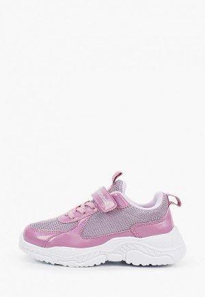 Кроссовки Flamingo. Цвет: фиолетовый