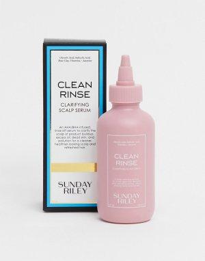 Очищающая сыворотка для кожи головы Clean Rinse, 120 мл-Бесцветный Sunday Riley