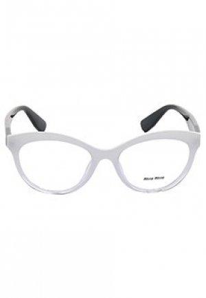 Оправа MIU sunglasses. Цвет: розовый