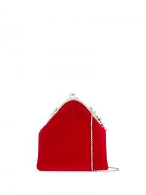 Сумка через плечо Muse Ca&Lou. Цвет: красный