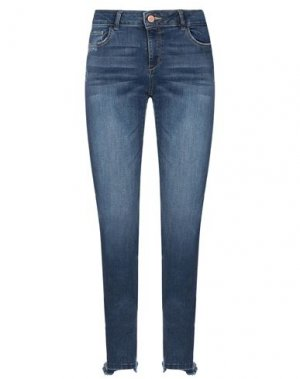 Джинсовые брюки DL1961. Цвет: синий