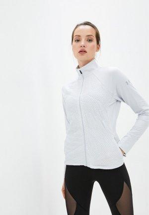 Олимпийка Under Armour CG Reactor Run Insulated Jacket. Цвет: серый