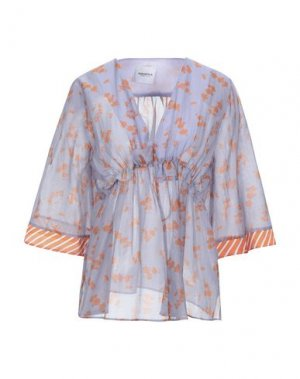 Блузка ANNARITA N TWENTY 4H. Цвет: сиреневый