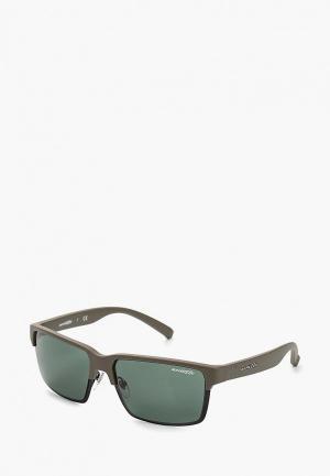 Очки солнцезащитные Arnette AN. Цвет: серый