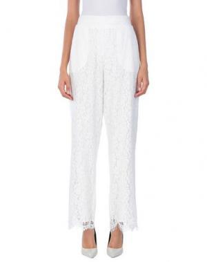 Повседневные брюки DRY LAKE.. Цвет: белый