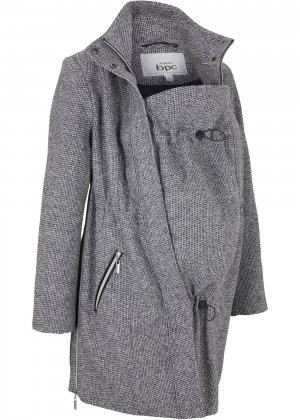 Куртка для беременных bonprix. Цвет: черный