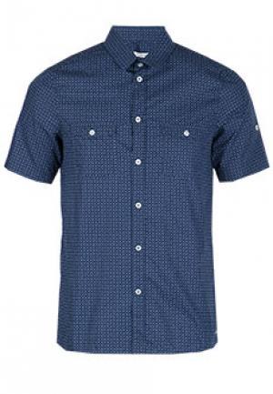 Рубашка ICEBERG. Цвет: синий