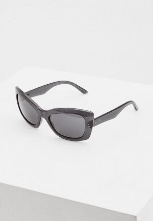 Очки солнцезащитные Prada PR 19MS 4345S0. Цвет: разноцветный