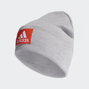 Шапка Logo Athletics adidas. Цвет: белый