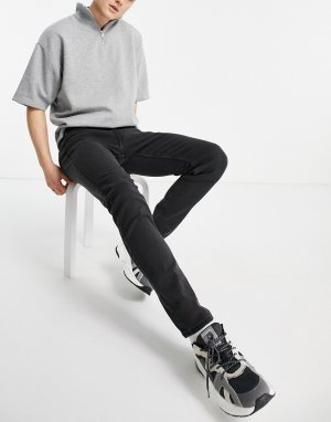 Зауженные джинсы Malone-Черный цвет Lee