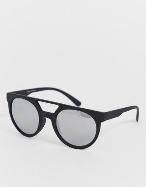 Солнцезащитные очки с планкой -Черный Only & Sons