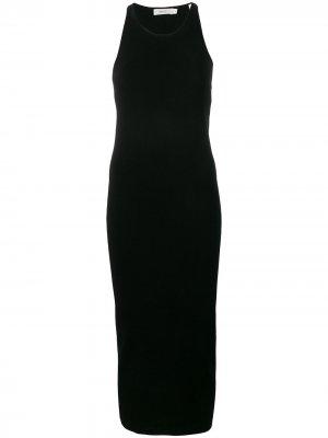 Платье-футляр миди A.L.C.. Цвет: черный
