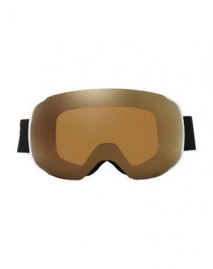 Солнечные очки ANON. Цвет: черный