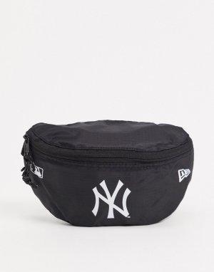 Черная сумка-кошелек на пояс MLB NY-Черный New Era
