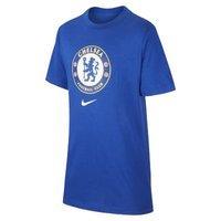 Футболка для школьников Chelsea FC - Синий Nike