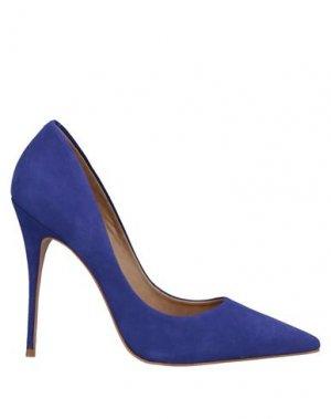 Туфли CARRANO. Цвет: фиолетовый