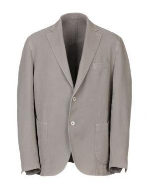 Пиджак EDDY & BROS. Цвет: серый