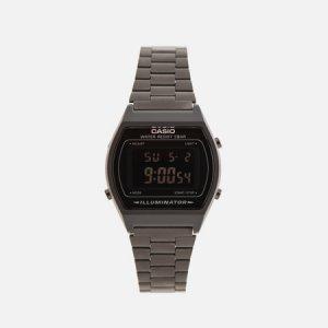 Наручные часы Collection B640WB-1B CASIO. Цвет: чёрный