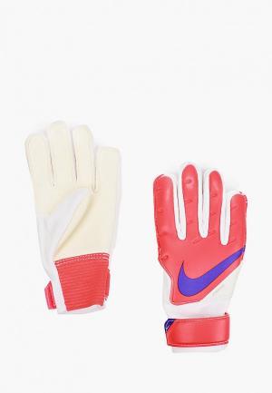 Перчатки вратарские Nike NK GK MATCH JR - FA20. Цвет: разноцветный