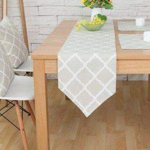 Подстилка для сервировки стола с геометрическим принтом SHEIN. Цвет: многоцветный