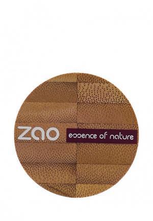 Тени для век ZAO Essence of Nature кремовые 251 (медь) (3 г). Цвет: бордовый