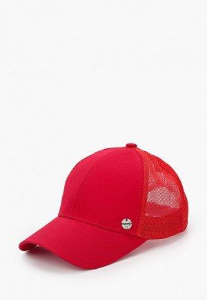 Бейсболка Dispacci. Цвет: красный