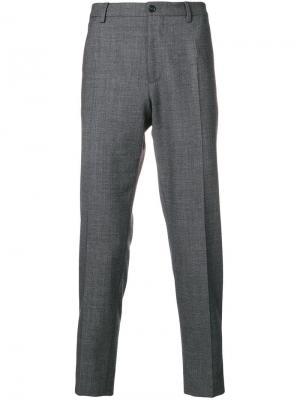 Укороченные классические брюки Dolce & Gabbana