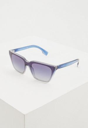 Очки солнцезащитные Burberry BE4279 37664L. Цвет: синий