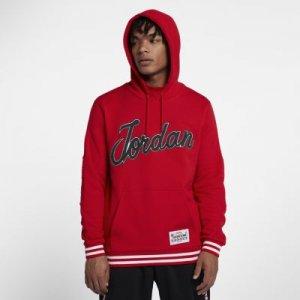 Мужская хоккейная худи Jordan Sportswear Nike. Цвет: красный