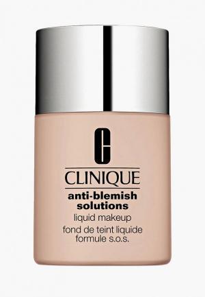 Тональное средство Clinique для проблемной кожи Alabaster  - 01 тон. Цвет: прозрачный