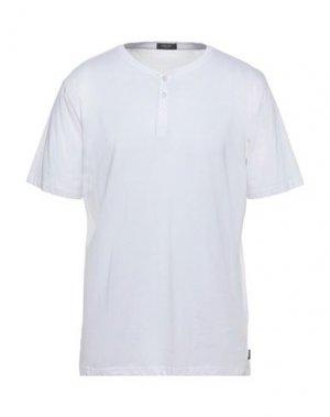 Футболка LIU •JO MAN. Цвет: белый
