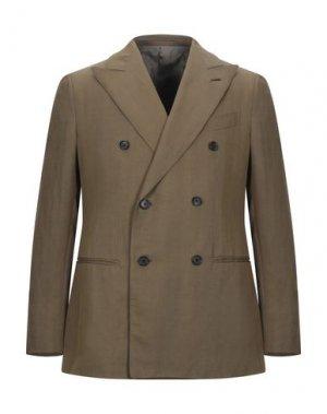Пиджак CARUSO. Цвет: хаки