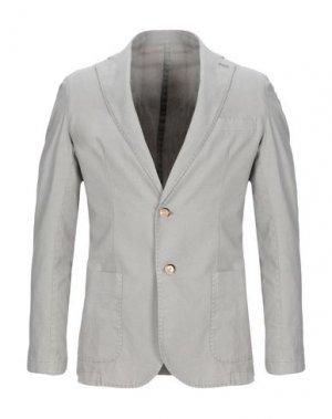 Пиджак IESSE. Цвет: серый