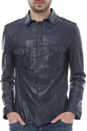 Jacket L.Y.N.N by Carla Ferreri. Цвет: blue