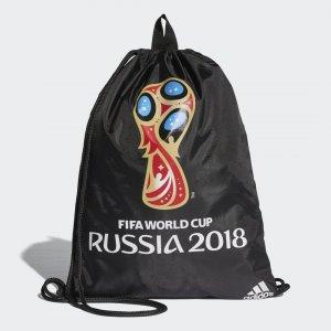 Спортивная сумка FIFA World Cup Emblem Performance adidas. Цвет: черный