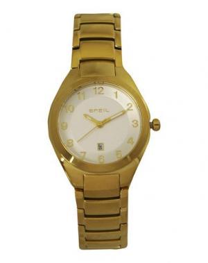 Наручные часы BREIL. Цвет: золотистый