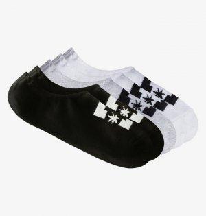 Детские носки DC shoes. Цвет: черный