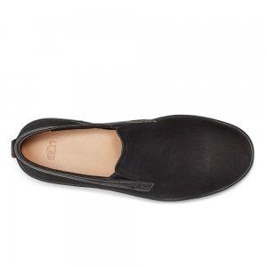 Pismo Sneaker Slip-On UGG. Цвет: чёрный